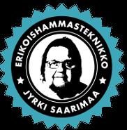 Jyrki Saarimaa - Erikoishammasteknikko 30v. kokemuksella